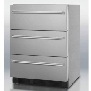 3 drawer refrigerators